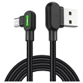 Goobay USB 2.0 / MicroUSB Kabel - Sort